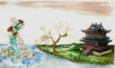 1 Das Wasserschloss am Tchou-An-See