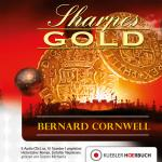 Sharpes Gold. Hörbuch auf Audio-CD