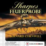 Sharpes Feuerprobe. Hörbuch als mp3-Download