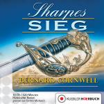 Sharpes Sieg. Hörbuch als mp3-Download