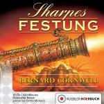 Sharpes Festung, Hörbuch auf Audio-CDs