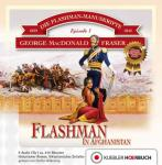 Flashman in Afghanistan (Bd. 1), Hörbuch auf Audio-CD