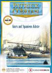 Kurs auf Spaniens Küste. Hörbuch auf mp3-CD