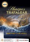 Sharpes Trafalgar. Hörbuch auf mp3-CD