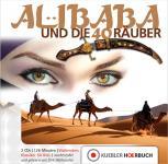 Ali Baba und die 40 Räuber, Hörbuch auf Audio-CDs