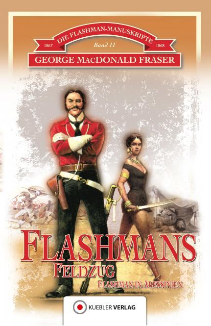 Flashmans Feldzug. Buch