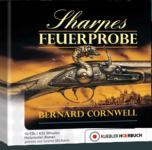 Sharpes Feuerprobe. Hörbuch auf Audio-CDs